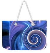 Space Time Weekender Tote Bag