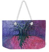 Space Tree Weekender Tote Bag