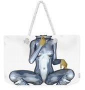Spacegirl 2... Weekender Tote Bag
