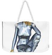 Spacegirl 8... Weekender Tote Bag