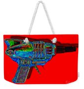 Spacegun 20130115v1 Weekender Tote Bag
