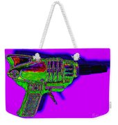 Spacegun 20130115v4 Weekender Tote Bag