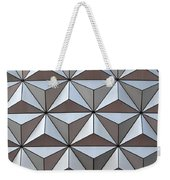 Spaceship Close Up Weekender Tote Bag