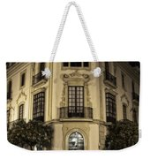 Spain At Night Weekender Tote Bag
