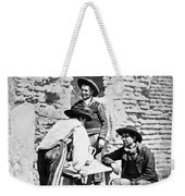 Spain Cowboys, C1875 Weekender Tote Bag