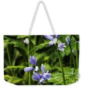 Spanish Bluebells Weekender Tote Bag