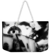 Spanish Cathedral Philippines Weekender Tote Bag