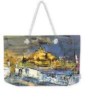 Spanish Harbour 03 Weekender Tote Bag