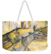 Spanish Harbour 05 Weekender Tote Bag