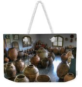 Spanish Pottery Shop Weekender Tote Bag