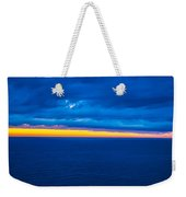 Spanish Sea Weekender Tote Bag