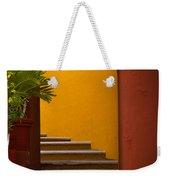 Spanish Stairway Weekender Tote Bag