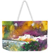 Spanish Village By The River 02 Weekender Tote Bag