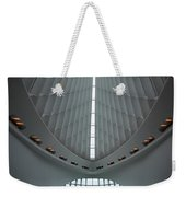Spanning Interior Spine Weekender Tote Bag