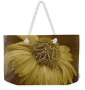 Sparkling Daisy Weekender Tote Bag