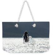 Sparkling Weekender Tote Bag