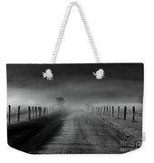 Sparks Lane In Black And White Weekender Tote Bag