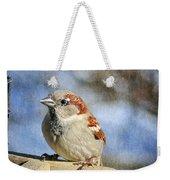 Sparrow 5   Weekender Tote Bag