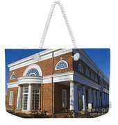 Special Collections Library University Of Virginia Weekender Tote Bag