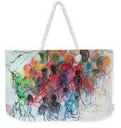 Special Needs Family Weekender Tote Bag