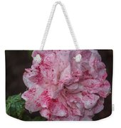 Speckled Rose Weekender Tote Bag
