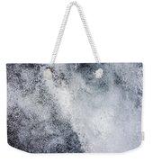 Speckled Sheet Weekender Tote Bag