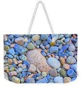 Speckled Stones Weekender Tote Bag