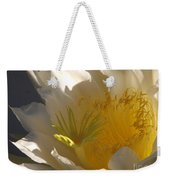 Spectacular Dragon Fruit Bloom Weekender Tote Bag