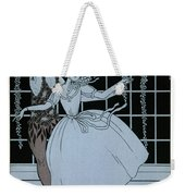 Spectre De La Rose Weekender Tote Bag by Georges Barbier