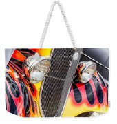 Speeding Into The Light Weekender Tote Bag