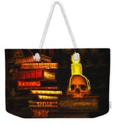 Spells Weekender Tote Bag by Bob Orsillo