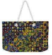 Spex Pseudo Abstract Art Weekender Tote Bag