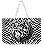 Sphere Abstract Pinch Weekender Tote Bag