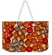 Spheres Of Beads Weekender Tote Bag