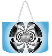 Spheroid Weekender Tote Bag