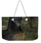 Sphinx Statue Three Quarter Profile Solar Usa Weekender Tote Bag