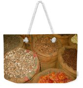 Spices From The East Weekender Tote Bag