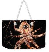 Spider - Hairy Weekender Tote Bag