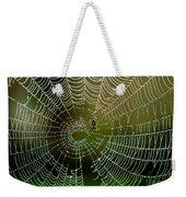 Spider In Web 3 Weekender Tote Bag