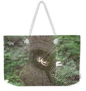 Spider Light Weekender Tote Bag