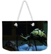 Spider Nightmare Weekender Tote Bag
