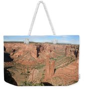 Spider Rock  Canyon De Chelly Weekender Tote Bag