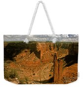 Spider Rock - Canyon De Chelly Weekender Tote Bag