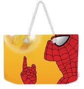 Spiderman 3 Weekender Tote Bag