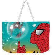Spiderman 4 Weekender Tote Bag
