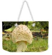 Spiked Mushrooms Weekender Tote Bag