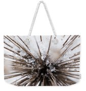 Spikes And Ice Weekender Tote Bag