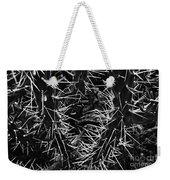 Spikes Of Nature Weekender Tote Bag