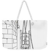 Spine Treatment, 1544 Weekender Tote Bag