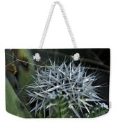 Spiney Bloom Weekender Tote Bag